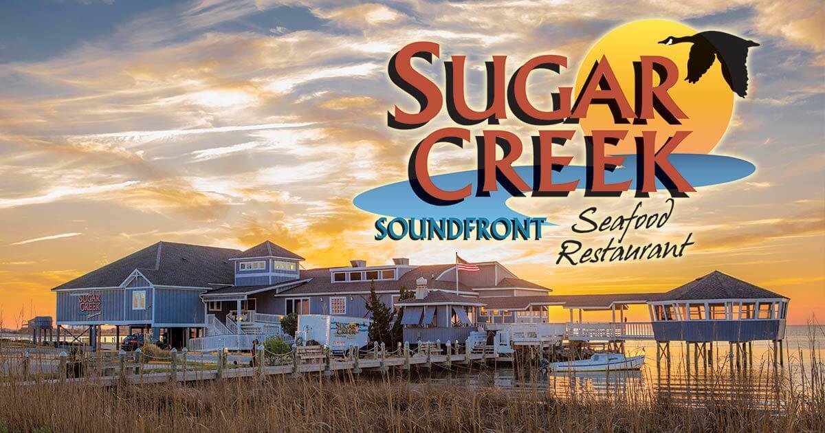 Nags Head Restaurant On The Water Sugar Creek Seafood